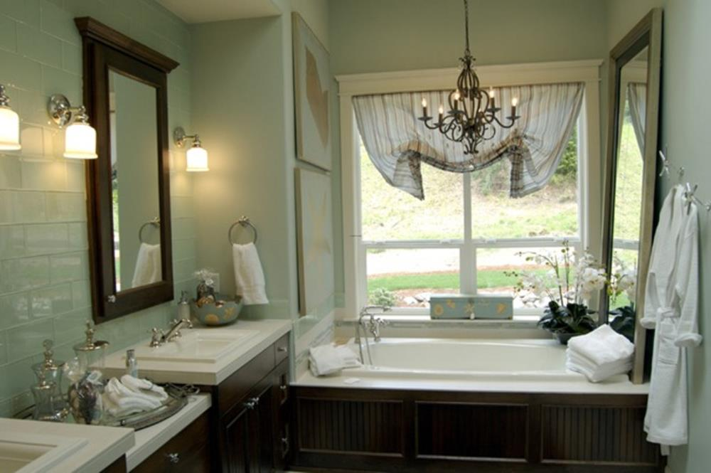 Gorgeous Spa Bathroom Makeover Ideas On a Budget 7